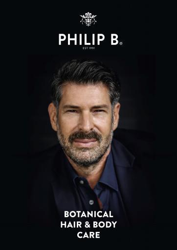PHILIP B Portrait