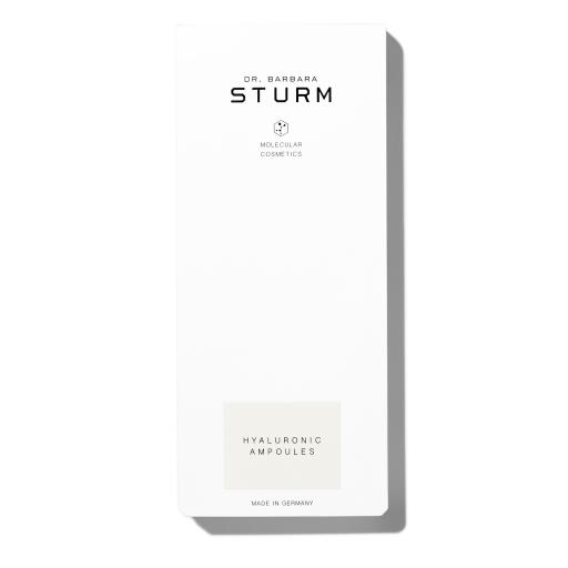Dr  Barbara Sturm Hyaluronic Ampoules Box