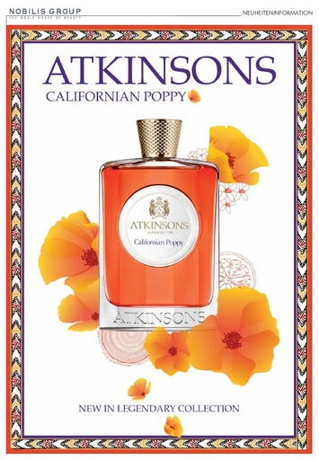 Atkinsons Californian Poppy TXT