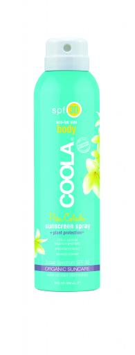 COOLA Sunscreen Spray Pina Colada