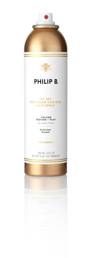 PHILIP B Jet Set Precision Hair Spray 260ml