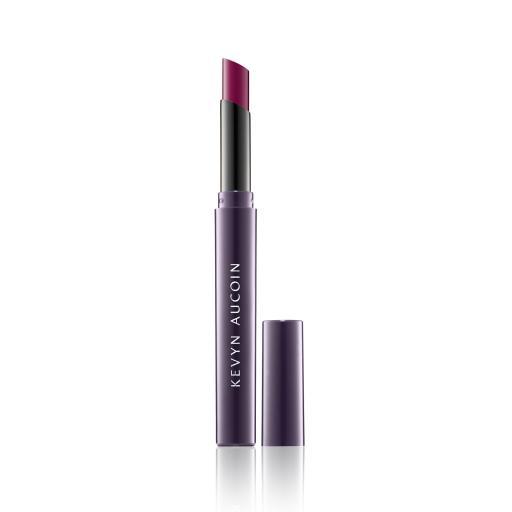 KEVYN AUCOIN Unforgettable Lipstick Shine Poisonberry
