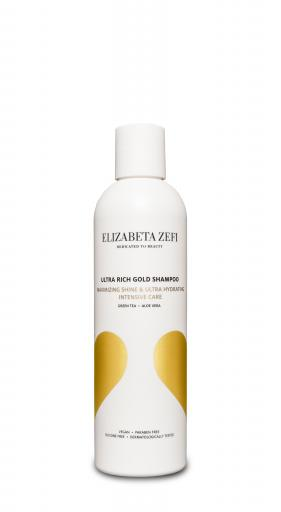 Elizabeta Zefi Dedicated To Beauty Ultra Rich Gold Shampoo