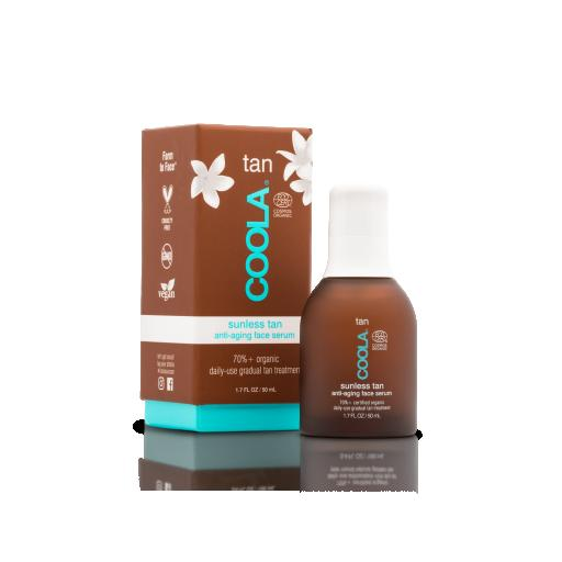 Coola Tan Sunless Tan Face Serum
