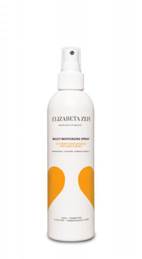 Elizabeta Zefi Dedicated To Beauty orange Multi Moisturizing Spray 2