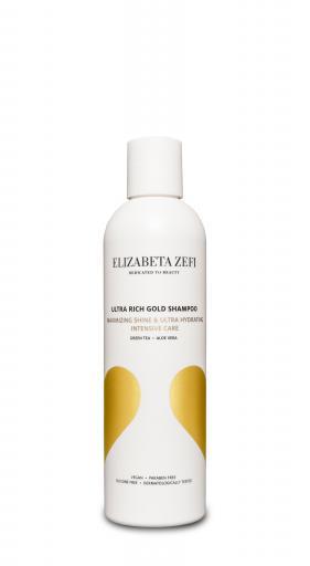 Elizabeta Zefi Dedicated To Beauty Ultra Rich Gold Shampoo