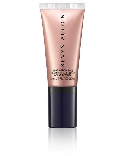 KEVYN Aucoin Glass Glow Face Prism Rose