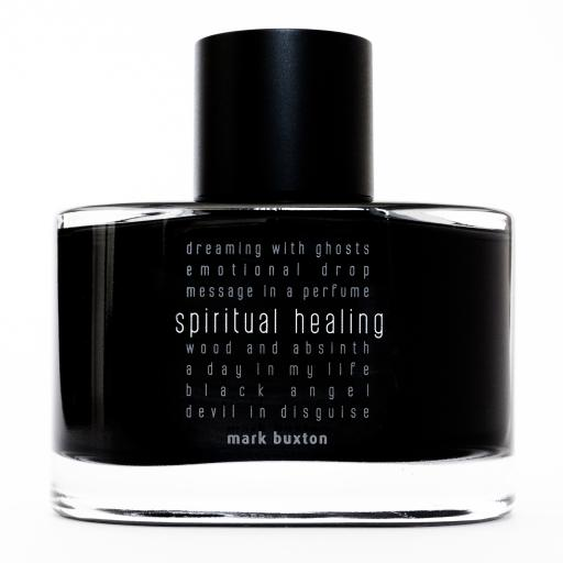 Mark Buxton Perfumes spiritual healing