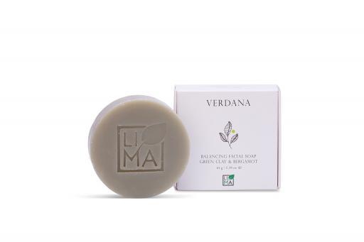 Lima Verdana Balancing Facial Soap