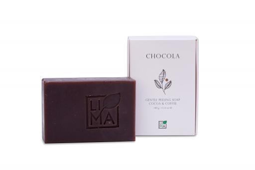 Lima Chocola Gentle Peeling Soap