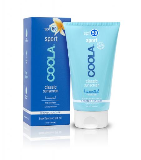 Coola Classic Sunscreen Sport Unscented