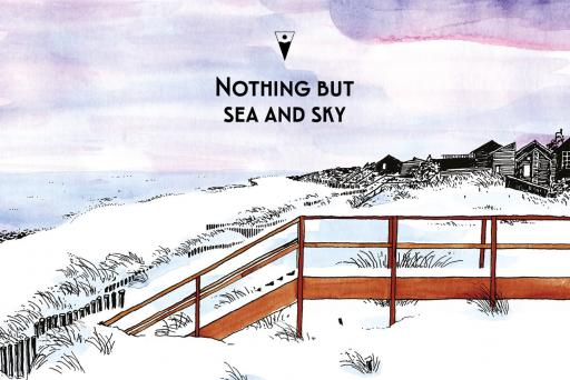 Nothing but Sea and Sky Visual