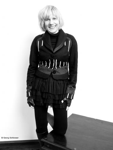 Kunst & Schönheit Portrait Mari Otberg mit Copyright