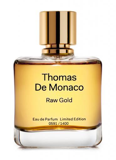Thomas De Monaco RAW GOLD