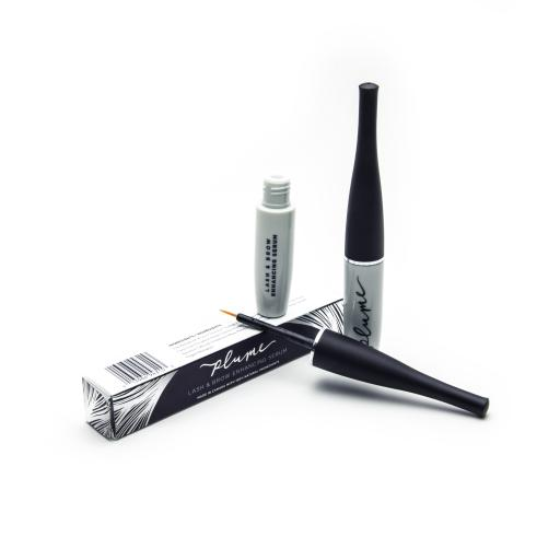 PLUME Science Lash & Brow Enhancing Serum Packaging
