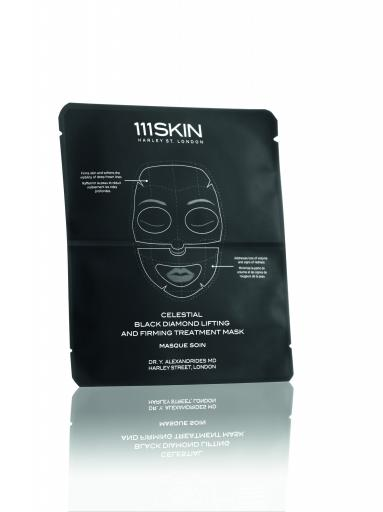111SKIN Celestial Black Diamond Lifting and Firming Mask Teil 1