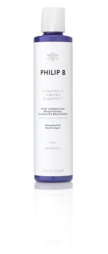 PHILIP B 79220 Icelandic Blonde Shampoo 220ml