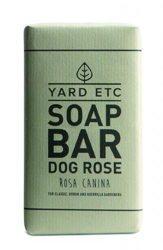 YARD Bar Soap Dog Rose