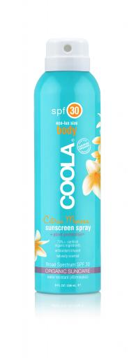 COOLA Sunscreen Spray Citrus