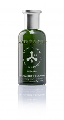 SEED TO SKIN The Clarity Cleanse
