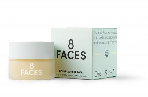 8 FACES Boundless Solid Oil mit Box