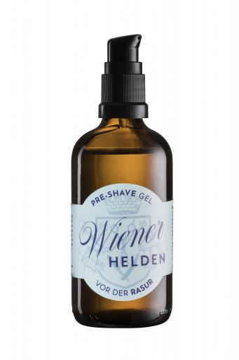 Wiener Helden Pre Shave Gel
