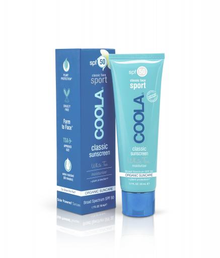 Coola Classic Sunscreen Sport WhiteTea