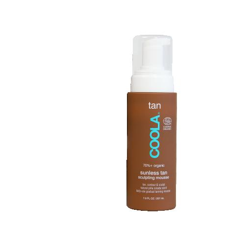 Coola Sunless Tan Sculpting Mousse