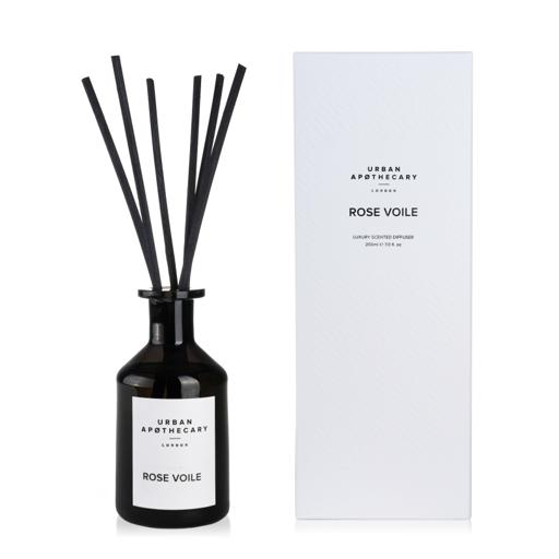 URBAN APOTHECARY Rose Voile Diffuser