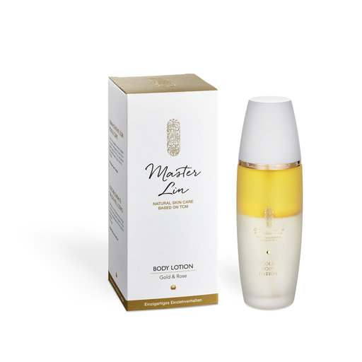 Master Lin Body Lotion Gold & Rose