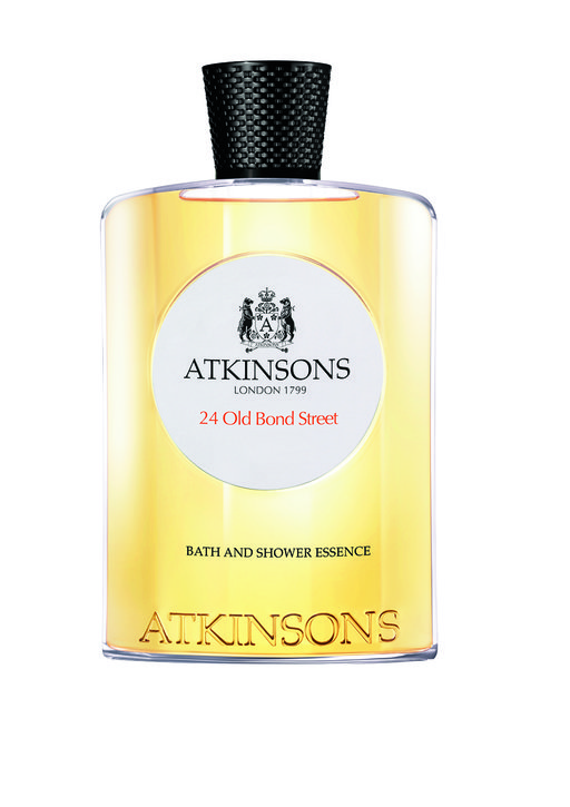 Atkinson 24 Old Bond Street Bath and Shower Essence