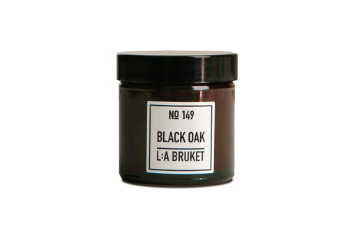La Bruket Scented Candle 50gr Black Oak