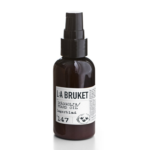 La Bruket Beard Oil Lauren Leaf
