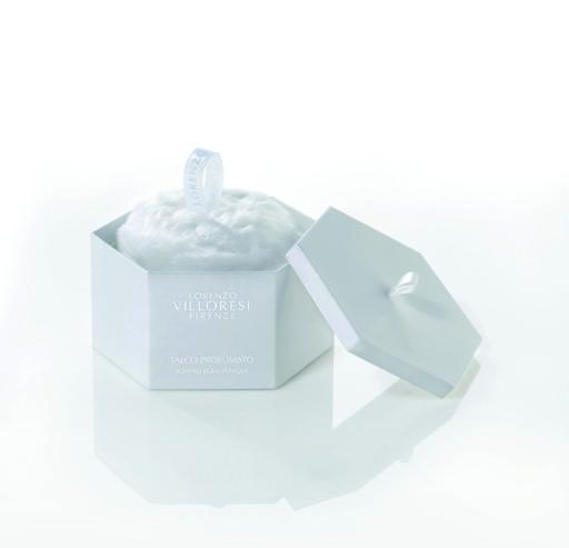 Lorenzo Villoresi Teint de Neige Scented Body Powder