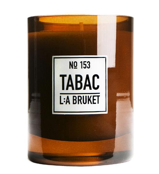 La Bruket Scented Candle 260gr Tabac