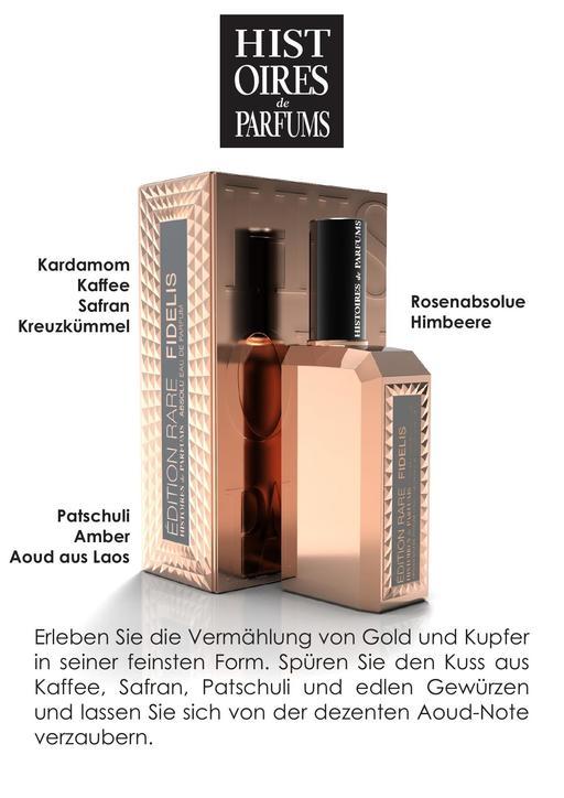 Histoires de Parfums Fidelis TXT