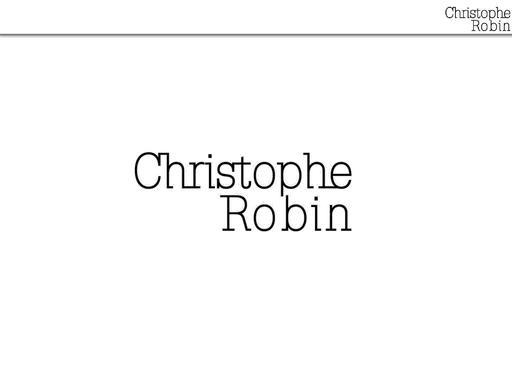 Christophe Robin Markenbeschreibung