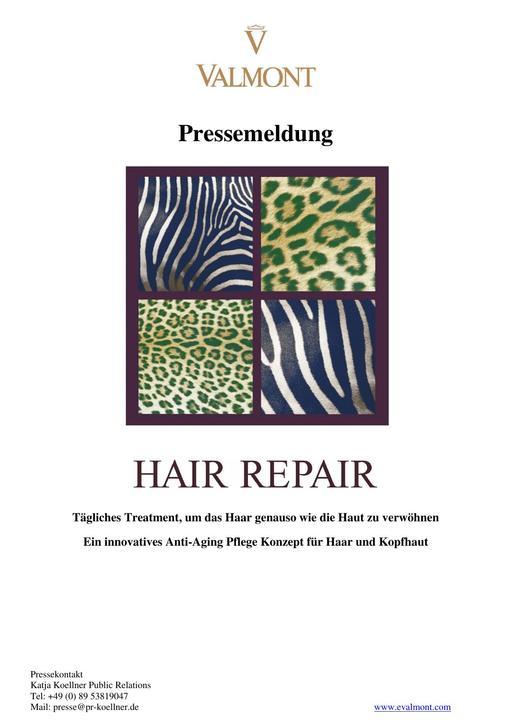 Valmont Hair Repair TXT