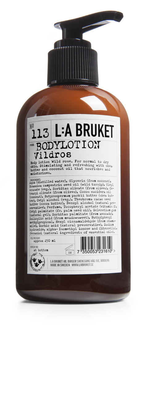 La Bruket Bodylotion Wild Rose