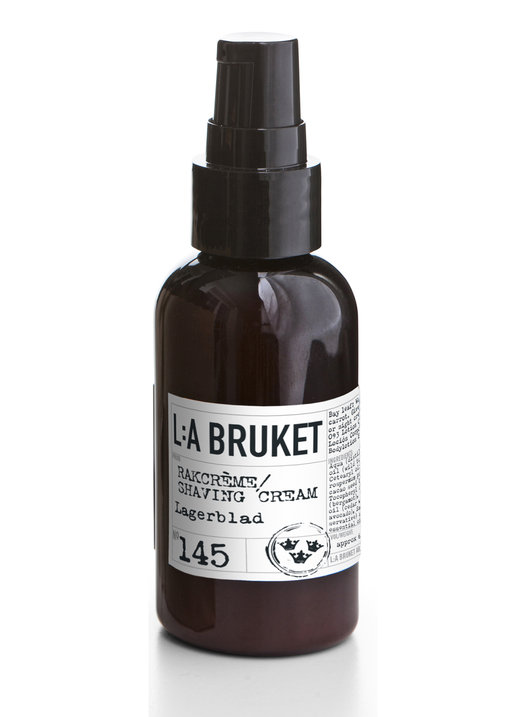 La Bruket Shaving Cream Laurel Leaf
