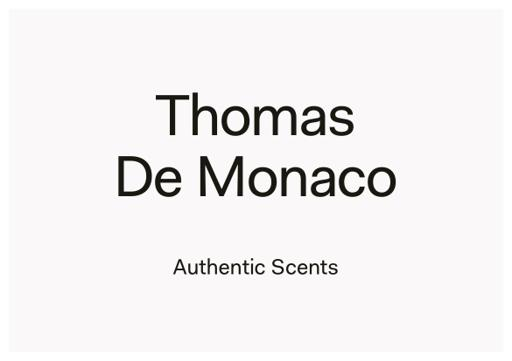 Thomas De Monaco Markenbeschreibung Produktbeschreibung