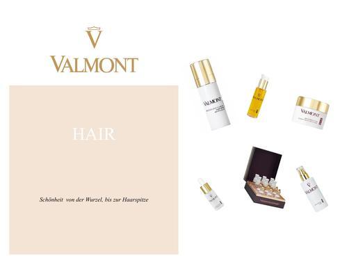 Valmont Produktübersicht Hair