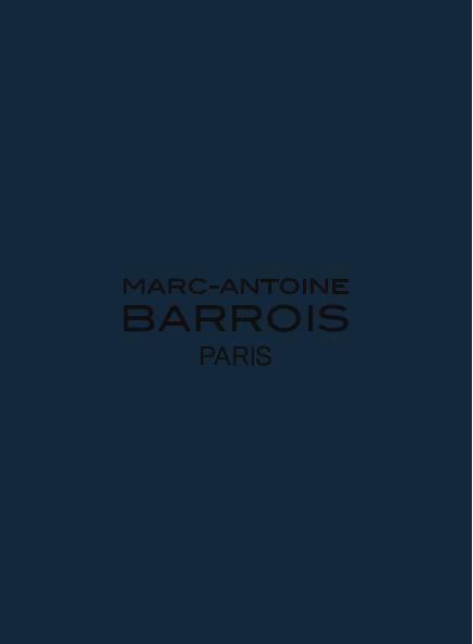 MARC ANTOINE BARROIS Markenbeschreibung Duftbeschreibung