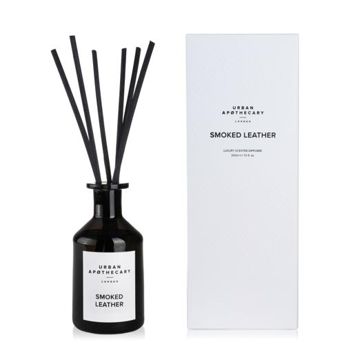 URBAN APOTHECARY Smoked Leather Diffuser