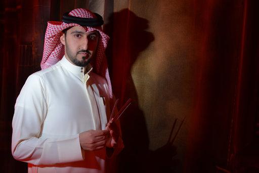 Anfas Portrait Asim Al Qassim