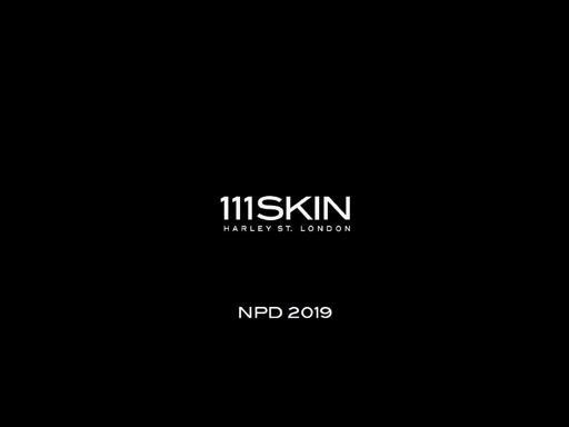 111Skin Neuheiten 2019 TXT