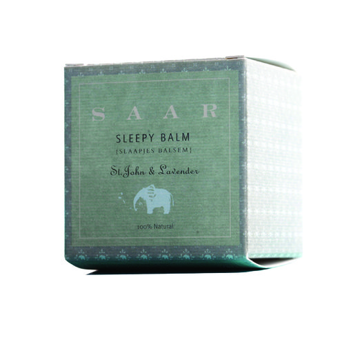 SAAR SLEEPY BALM Box