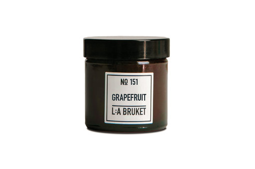 La Bruket Scented Candle 50gr Grapefruit