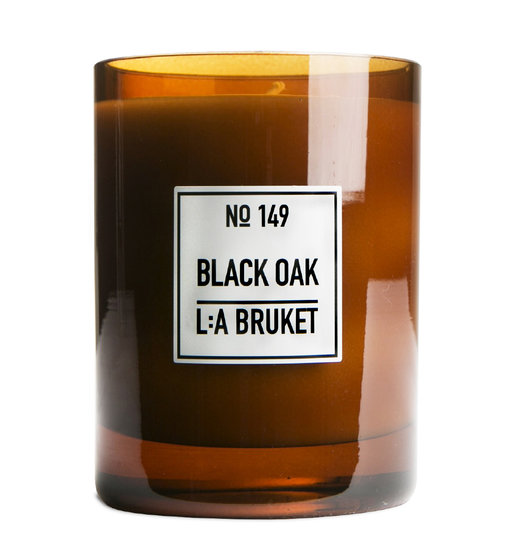La Bruket Scented Candle 260gr Black Oak