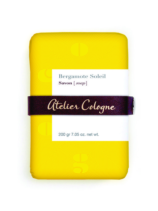 Atelier Cologne Bergamote Soleil Soap